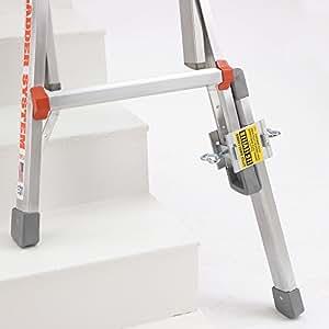 Little Giant - Accesorio nivelador para escaleras