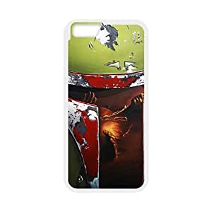 iPhone 6 4.7 Inch Cell Phone Case White Star Wars 002 Delicate gift AVS_542801
