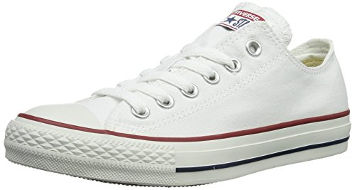 Men Women All B Star Taylor Converse US White Chuck Unisex D M 5 Optical Top 7 M Low US xAAnOUvwI