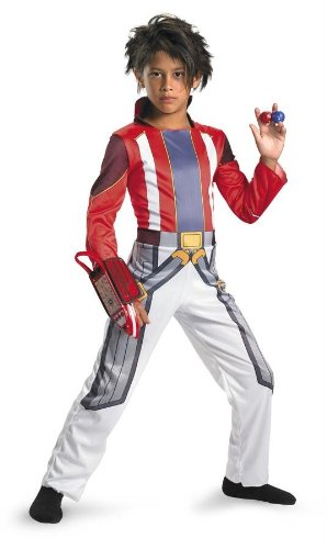 Morris Costumes BAKUGAN DAN CHILD, -