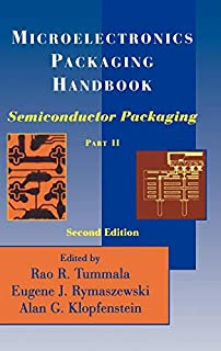 Microelectronics Packaging Handbook, Part 2: Semiconductor Packaging (Pt. 1) (0412084414) | Amazon price tracker / tracking, Amazon price history charts, Amazon price watches, Amazon price drop alerts