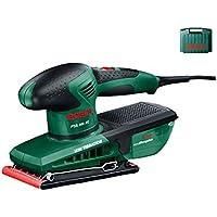 Bosch PSS 200 AC Lijadora orbital 200W negro, verde - Amoladoras de banda (lijadora…