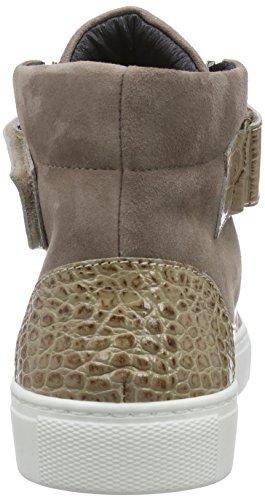 Strenesse Lotte Damen Hohe Sneakers Beige (dark feather / 241)