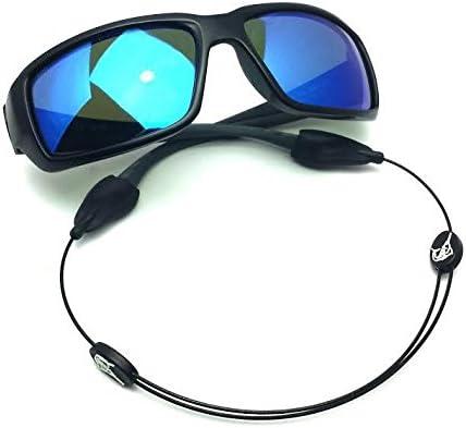 LMP Optical Universal Sunglasses /& Eyeglasses Adjustable Sports Strap Holder Retainer