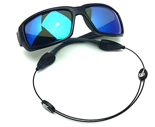 LMP Optical Universal Sunglasses & Eyeglasses Adjustable Sports Strap Holder Retainer by Lobo Marine Products