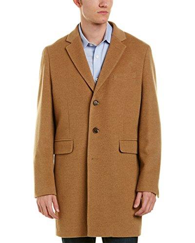 Mens Camel Hair (Brooks Brothers Mens Camel Hair Coat, 40R, Brown)
