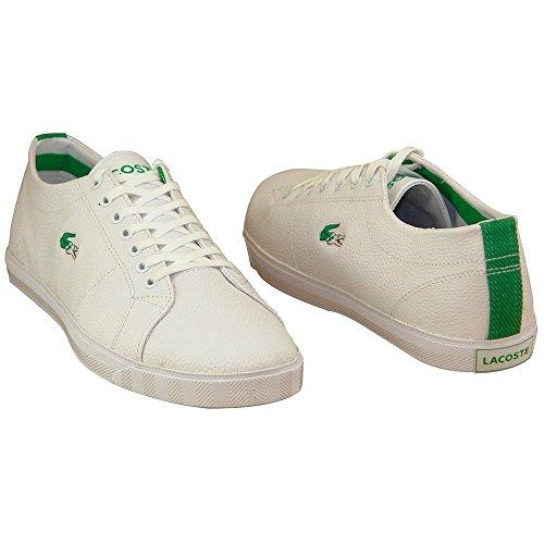 Lacoste Marcel USM SPM White Green White