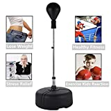 Reflex Bag Speed Punching Bag with Adjustable