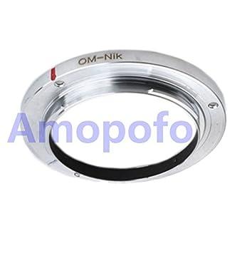 Review Amopofo OM-Nikon Adapter Olympus
