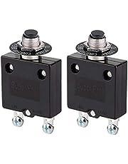 Ampper Push Button Reset Circuit Breakers