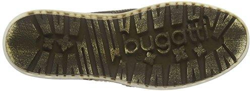 Marron Homme Sneakers K31323 Bugatti dunkelbraun Hautes 610 InZAnwxt
