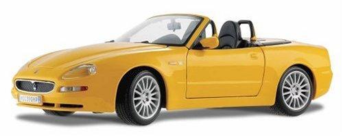 【史上最も激安】 Maisto 1/18 Scale Spyder Diecast 1/18 - 31667 Maserati Scale Spyder Silver B0007XXKP2, 水海道市:f79c79ec --- test.ips.pl