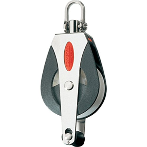 Head Becket Block - Ronstan Series 50 All Purpose Block - Single - Becket - Universal Head Marine , Boating Equipment