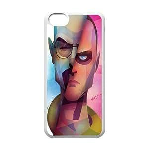 Breaking Bad Unique Design Cover Case For Iphone 5c KHR-U563701