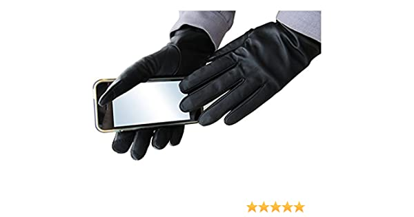 5f8937a365616 Fownes Brothers Touch Screen Leather Gloves for Women at Amazon Women's  Clothing store: