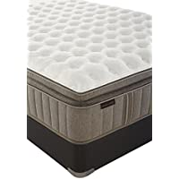 Stearns and Foster Estate Bella Claire Luxury Firm Euro Pillow Top Mattress (King)