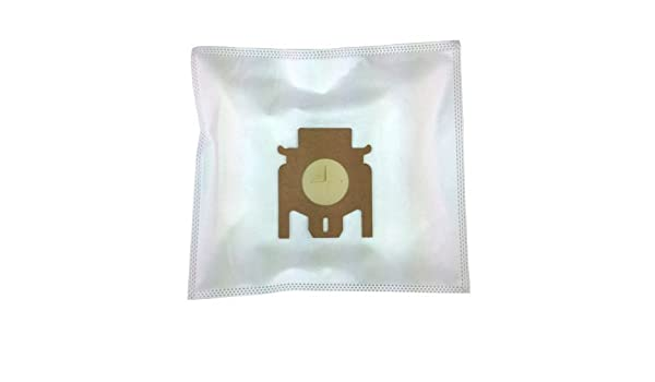 20 Bolsas de aspiradora en micro fibra para Miele S 272 i: Amazon.es: Hogar