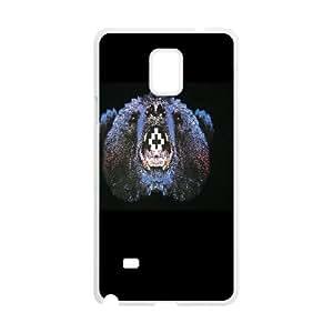 Samsung Galaxy Note 4 N9108 Cell Phone Case white MARCELO BURLON LOGO FDHFGHFG844446