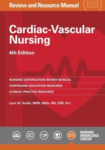 Cardiac Vascular Nursing Review Resource Manual product image