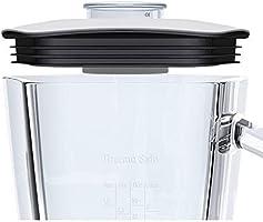Bosch MMB42G1B Batidora de vaso 2.3L 700W Blanco - Licuadora (2,3 ...
