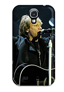 Hotbon Jovi Live Concert Tpu Case Cover Compatible With Galaxy S4