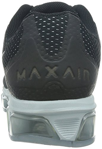 discount footlocker Men's Nike Air Max Tailwind 7 Running Shoe Black/Silver sale cheap online sale sale online cheap sale wiki 2014 for sale GVMYB9
