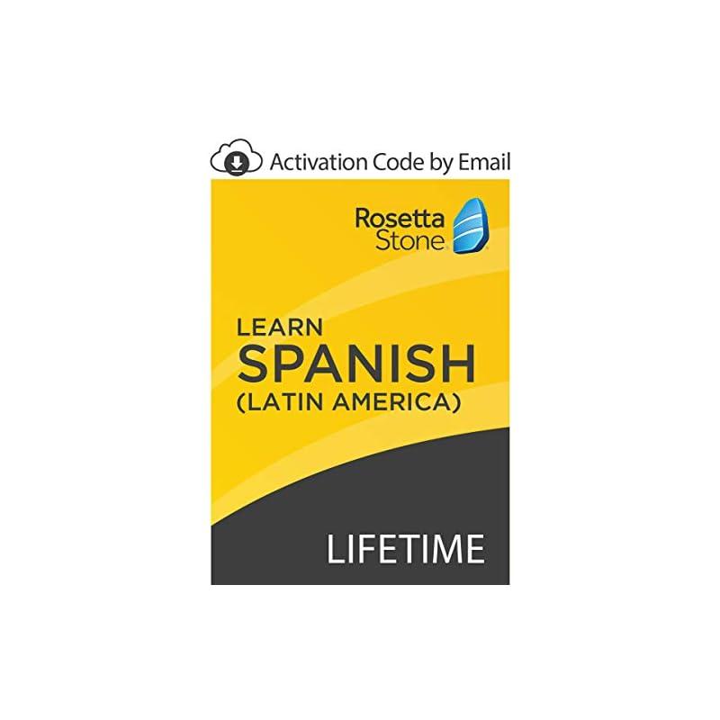 Rosetta Stone: Learn Spanish (Latin Amer