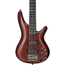 Ibanez SR305E 5-String Bass Root Beer Metallic