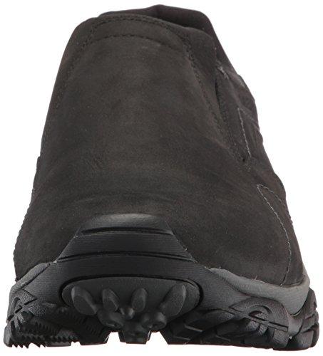MERRELL Moab Adventure Moc J91833 Scarpe da uomo , Mocassini ,Sneaker -Nero