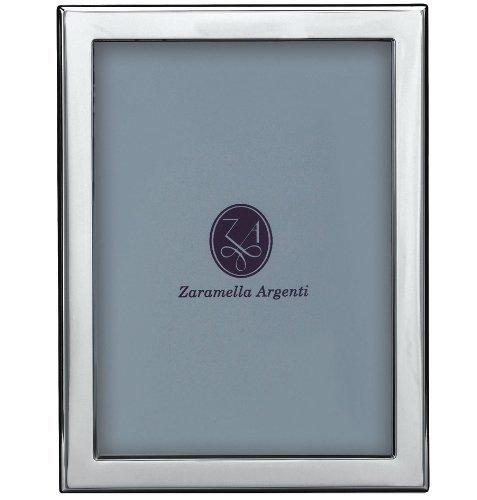 - LONDON - an engraving favorite - in pure Italian Sterling Silver by Zaramella Argenti® - 5x7