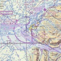 CC-8 World Aeronautical Chart (expires January 12, 2012)