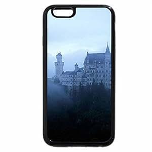 iPhone 6S / iPhone 6 Case (Black) Castelul din povesti