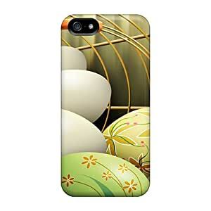 Defender Case For Iphone 5/5s, Easter Eggs Pattern