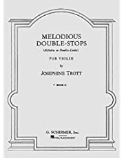 Melodious Double-Stops - Book 2: Violin Method