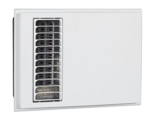 Cadet Apex72 1000W 120V best electric space saving high wall mounted heater, complete kit with electronic thermostat