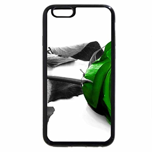 iPhone 6S Case, iPhone 6 Case (Black & White) - Memories keep me alive