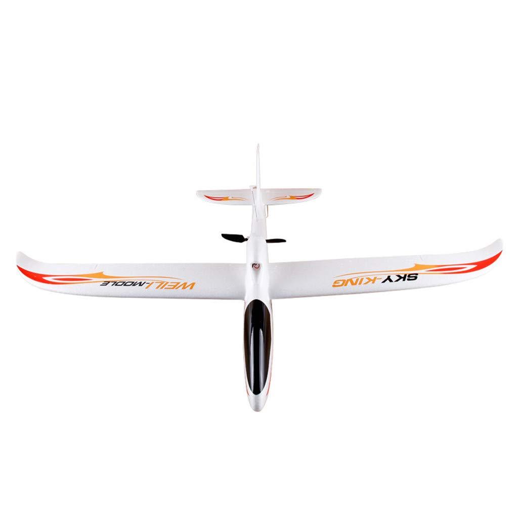 Fulltime Fulltime Fulltime E-Gadget Modellflugzeug 2.4G 3CH RC-Flugzeug Starrflügelfernsteuerungsflugzeug (Weiß) db6ac4