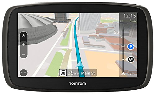 TomTom GO 60 S Portable Vehicle GPS-(Certified Refurbished) by TomTom
