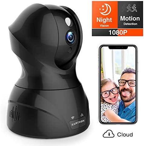 Security Camera 1080P WiFi Pet product image
