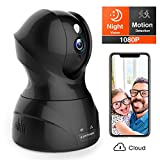Security Camera 1080P WiFi Pet Camera – KAMTRON Wireless Indoor Pan/Tilt/Zoom Home Camera Baby Monitor IP Camera with Motion Detection Two-Way Audio, Night Vision – Cloud Storage Review