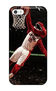 Diy Yourself Defender case cover For Iphone 5/5s, Toronto Raptors Basketball fe9rx8JCwBZ Nba Pattern
