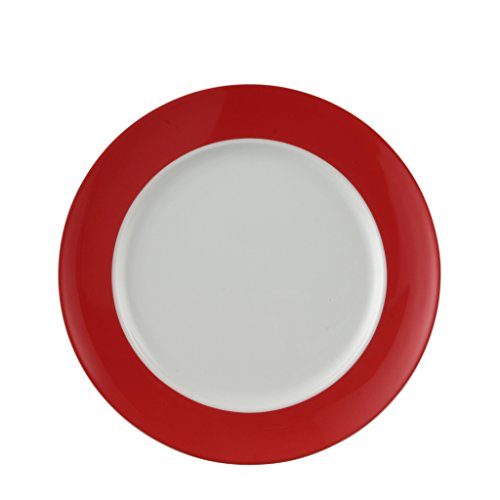 Thomas Dinner Plate, 10 1/2 inch | Sunny Day Red | dishwasher (Rosenthal Sunny Day)