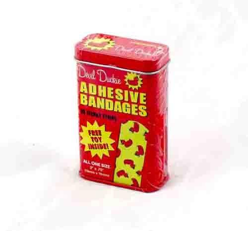 Accoutrements Devil Duckie Bandages