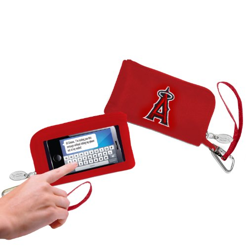MLB Los Angeles Angels Cell Phone Wallet