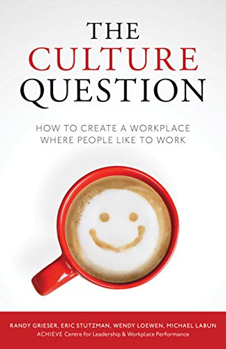 The Culture Question: How to Cre...