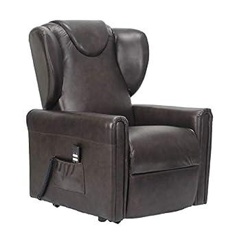 Sillón-Italia - Importante sillón reclinable con 2 Motores ...