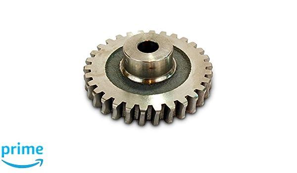 Boston Gear CG1042 Worm Gear, Plain, 14 5 PA Pressure Angle, 0 250