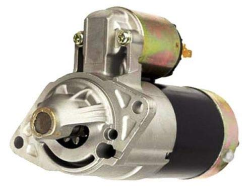 Discount Starter and Alternator 17194N Replacement Starter Fits Chevrolet Tracker