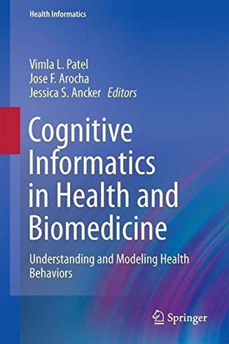 Cognitive Informatics in Health and Biomedicine: Understanding and Modeling Health Behaviors (Health Informatics) - Jessica Critical Care