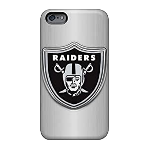 TraciCheung Apple Iphone 6 Plus Durable Hard Cell-phone Case Support Personal Customs Vivid Oakland Raiders Skin [jNR15275TxPy]